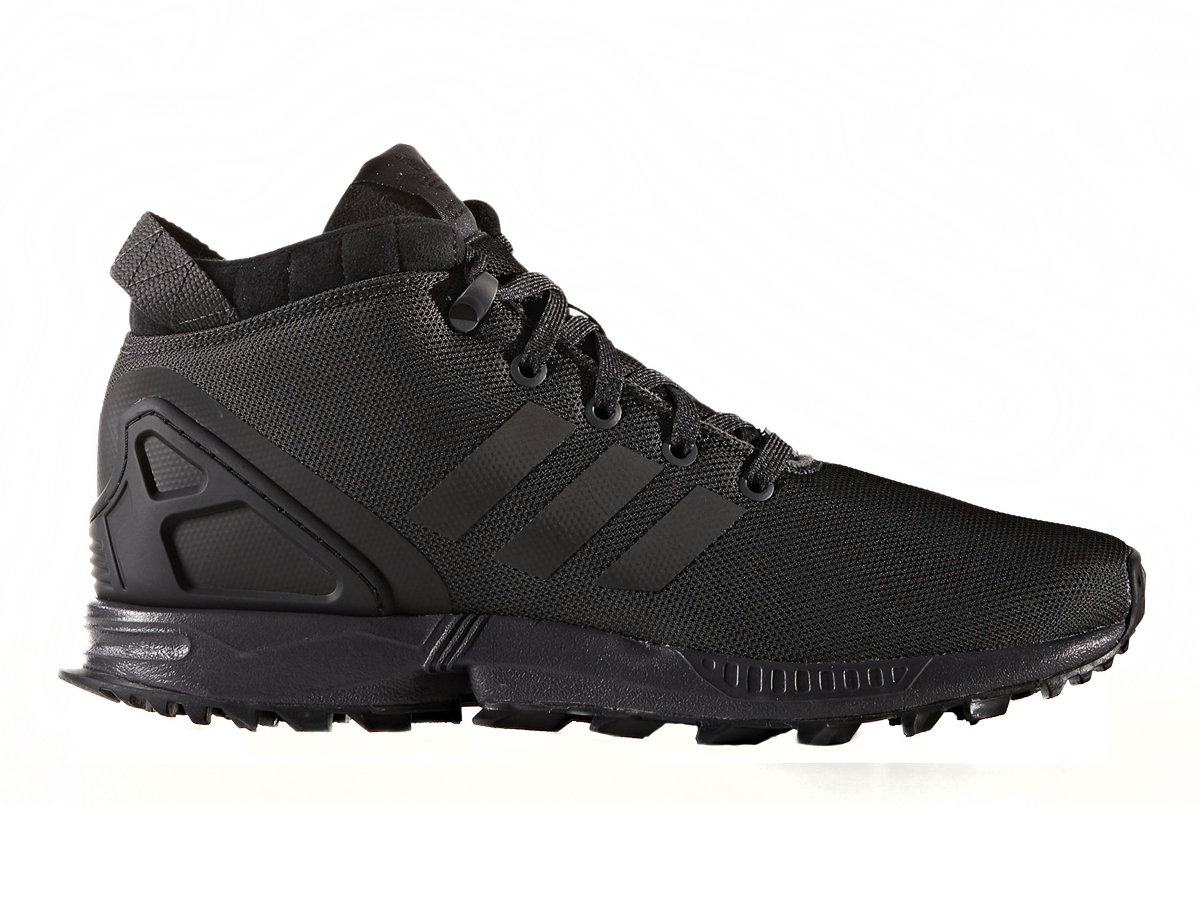 ausverkauf adidas zx flux 5 8 by9432 herren sneaker winterschuhe schwarz black ebay. Black Bedroom Furniture Sets. Home Design Ideas