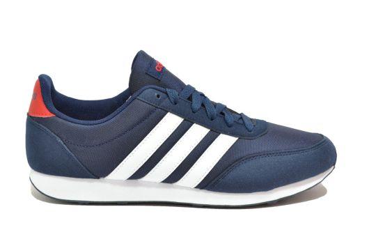 neuestes model adidas v racer cg5706 herren schuhe sneaker turnschuhe blau 44 ebay. Black Bedroom Furniture Sets. Home Design Ideas