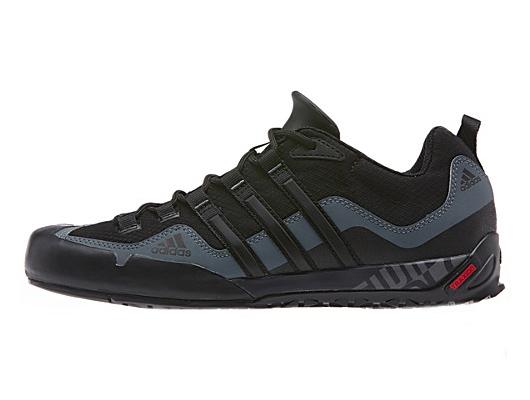Details about SALE Adidas Terrex Swift Solo d67031 Men's Shoes Black Trekking Hiking Shoes show original title