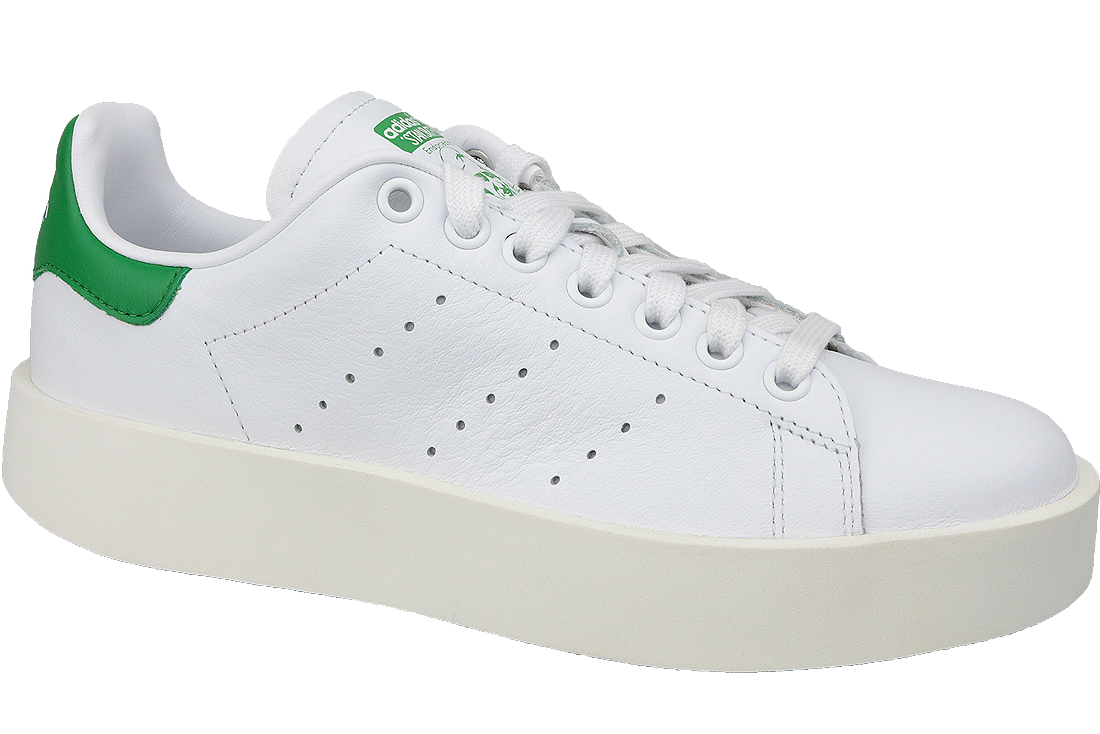 ADIDAS STAN SMITH BOLD S32266 WOMEN'S ORIGINAL SNEAKERS 2019