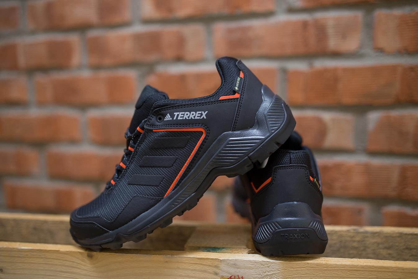 Todo el tiempo comerciante No hagas  ADIDAS TERREX EASTRAIL GTX EF0449 BLACK MEN'S SHOES SNEAKERS TREKKING NEW  2019! | eBay