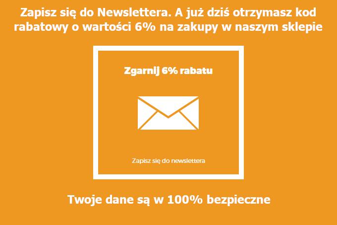 Zapisz się do Newslettera
